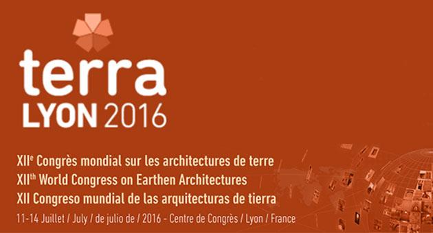 دوازدهمین کنگره جهانی معماری خاکی - Terra 2016